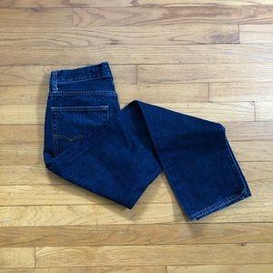 American eagle men's slim straight jeans
